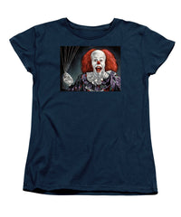 Pennywise The Dancing Clown Or Bob Gray - Women's T-Shirt (Standard Fit)