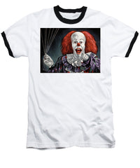Pennywise The Dancing Clown Or Bob Gray - Baseball T-Shirt