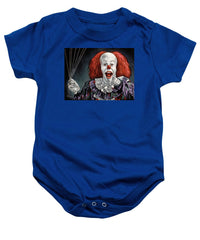 Pennywise The Dancing Clown Or Bob Gray - Baby Onesie
