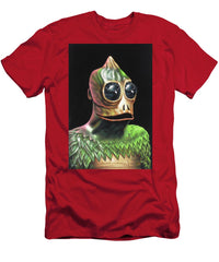 Sleestak Land Of The Lost Lizard  - Men's T-Shirt (Athletic Fit)