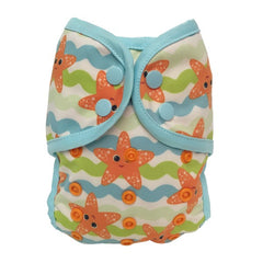 Starfish, Bummis One-Size Swim Diaper, www.bellylaughs.ca