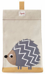 Hedgehog, 3 Sprouts Diaper Stacker, www.bellylaughs.ca