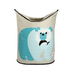 Polar Bear, 3 Sprouts Laundry Hamper, www.bellylaughs.ca