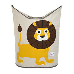 Lion, 3 Sprouts Laundry Hamper, www.bellylaughs.ca