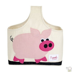 Pig, 3 Sprouts Storage Caddy, www.bellylaughs.ca