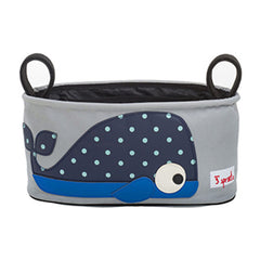 Whale, 3 Sprouts Stroller Organizer, www.bellylaughs.ca