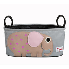 Elephant, 3 Sprouts Stroller Organizer, www.bellylaughs.ca