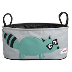 Raccoon, 3 Sprouts Stroller Organizer, www.bellylaughs.ca