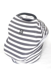 Classic Stripe, 4 Fold Threads All4One Car Seat Cover, www.bellylaughs.ca