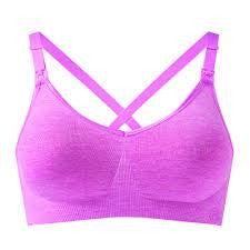 Bravado Body Silk Seamless Yoga Nursing Bra