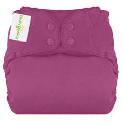 Dazzle, BumGenius Freetime All-in-One Cloth Diaper, www.bellylaughs.ca