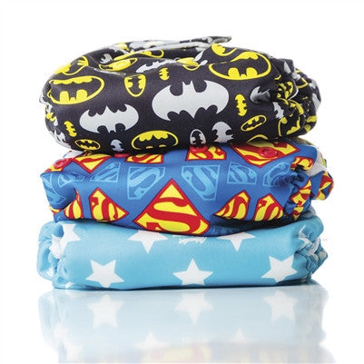 Bumkins Superhero Snap-in-One Diaper