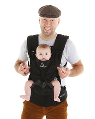 Magic Black, Chimparoo Multi 2.0 Baby Carrier, www.bellylaughs.ca