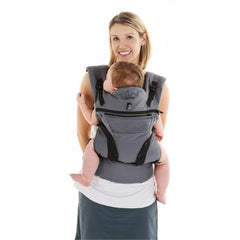 Silver Grey, Chimparoo Multi 2.0 Baby Carrier, www.bellylaughs.ca