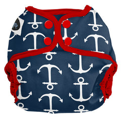 Overboard, Imagine One Size Cloth Diaper Cover, www.bellylaughs.ca