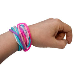 Long Stretchy Fidget Bracelets
