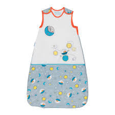To The Moon / 0-6 Months / 2.5, Grobag Sleeping Bag, www.bellylaughs.ca