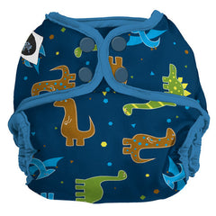 Rawr, Imagine One Size Cloth Diaper Cover, www.bellylaughs.ca