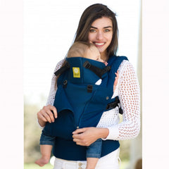 Navy, LILLEbaby All Seasons Baby Carrier, www.bellylaughs.ca
