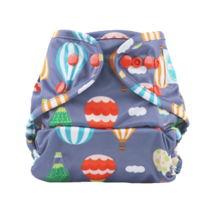 Luludew One-Size All-in-One Cloth Diaper