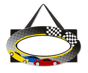 Vehicles, Melissa & Doug Door Plaques, www.bellylaughs.ca