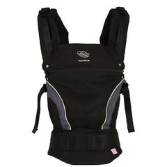 Black, Manduca Baby and Toddler Carrier, www.bellylaughs.ca