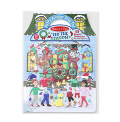 'Tis The Season, Melissa & Doug Puffy Stickers Play Set, www.bellylaughs.ca