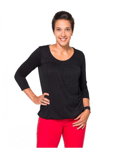 Momzelle Juliette Nursing Top