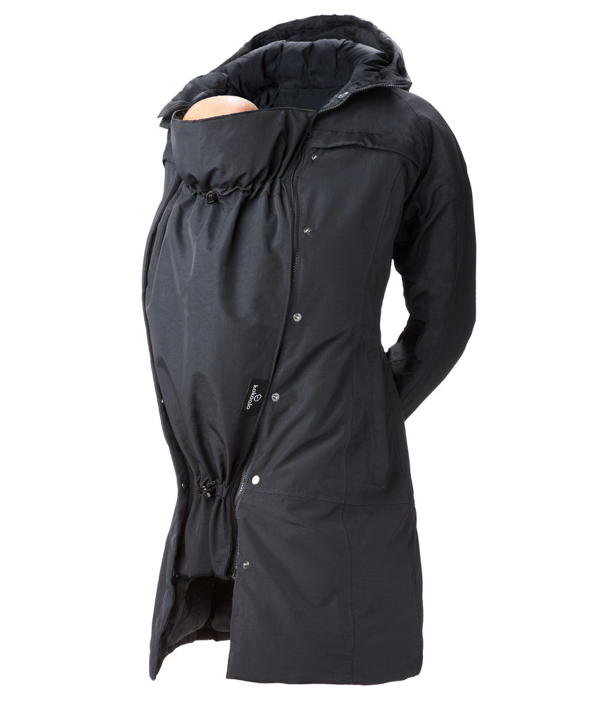 , Kokoala Zip-In Coat Extension, www.bellylaughs.ca