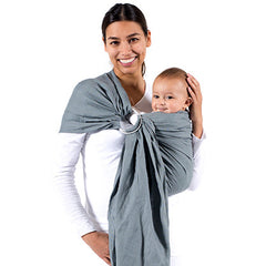 Beco Ring Sling, Cloud, Ring Sling, www.bellylaughs.ca - Maternity & Baby Store