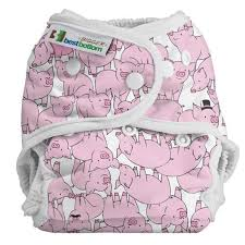 Bigger One Size Best Bottom Cloth Diapers