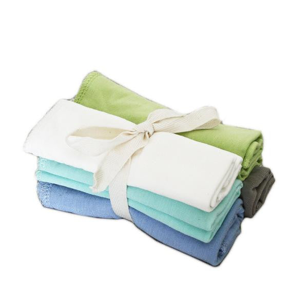 , Kyte Baby Washcloths 5-Pack, www.bellylaughs.ca