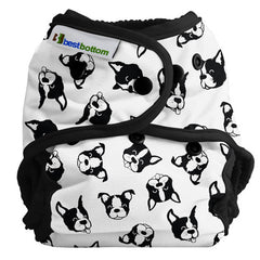 Woof, Best Bottom Cloth Diapers, www.bellylaughs.ca