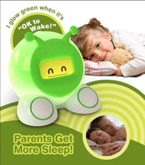 OK to Wake! Alarm Clock and Nightlight  - Belly Laughs - A Children's & Maternity Boutique - Canada - 2
