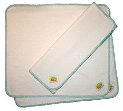AMP 2 Layer Bamboo Cloth Diaper Inserts