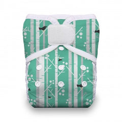 Aspen Grove, Thirsties One Size Snap Pocket Diaper, www.bellylaughs.ca