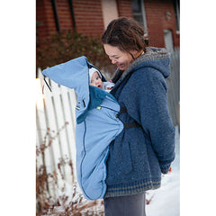 , Baby Parka Carrier Coat, www.bellylaughs.ca