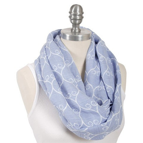 Bebe Au Lait Infinity Nursing Scarf - Belly Laughs - Maternity, Baby and Kids Store Canada