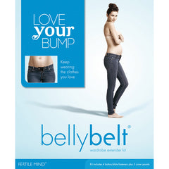 Fertile Mind Belly Belt Combo Kit  - Belly Laughs - A Children's & Maternity Boutique - Canada - 1