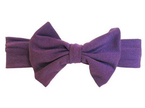 Baby Wisp Big Bow Headband