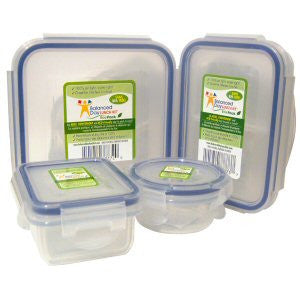 Balanced Day Lunch Containers - Belly Laughs - Maternity, Baby and Kids Store Canada