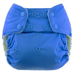 Marina, Blueberry One Size Simplex All-In-One Diaper, www.bellylaughs.ca