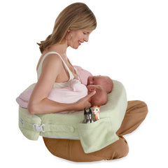 My Brest Friend Twins Nursing Pillow  - Belly Laughs - A Children's & Maternity Boutique - Canada - 2