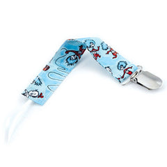 Bumkins Pacifier Clip - Belly Laughs - Maternity, Baby and Kids Store Canada