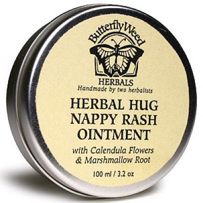 Butterfly Weed Herbal Hug Nappy Rash Ointment