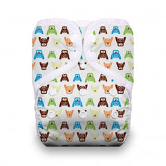 Hoot, Thirsties One Size Snap Pocket Diaper, www.bellylaughs.ca