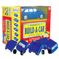 , Magnetic Build-A-Car, www.bellylaughs.ca