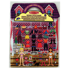 Dress Up, Melissa & Doug Puffy Stickers Play Set, www.bellylaughs.ca