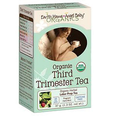 Earth Mama Organic Third Trimester Tea  - Belly Laughs - A Children's & Maternity Boutique - Canada - 1