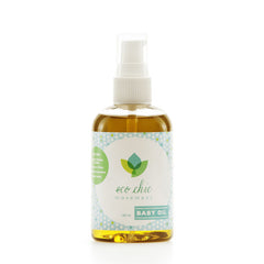 Eco Chic Movement Baby Oil  - Belly Laughs - A Children's & Maternity Boutique - Canada